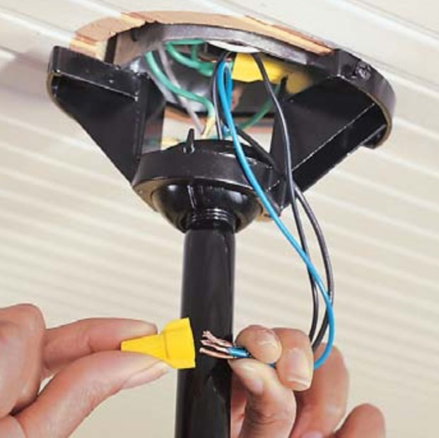 How to Install a Casablanca Ceiling Fan