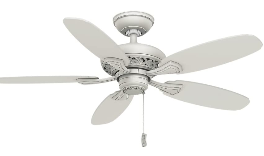 Casablanca 53194 Fordham 44 Inch Indoor Ceiling Fan